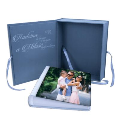 zestaw album tradycyjny i pudełko