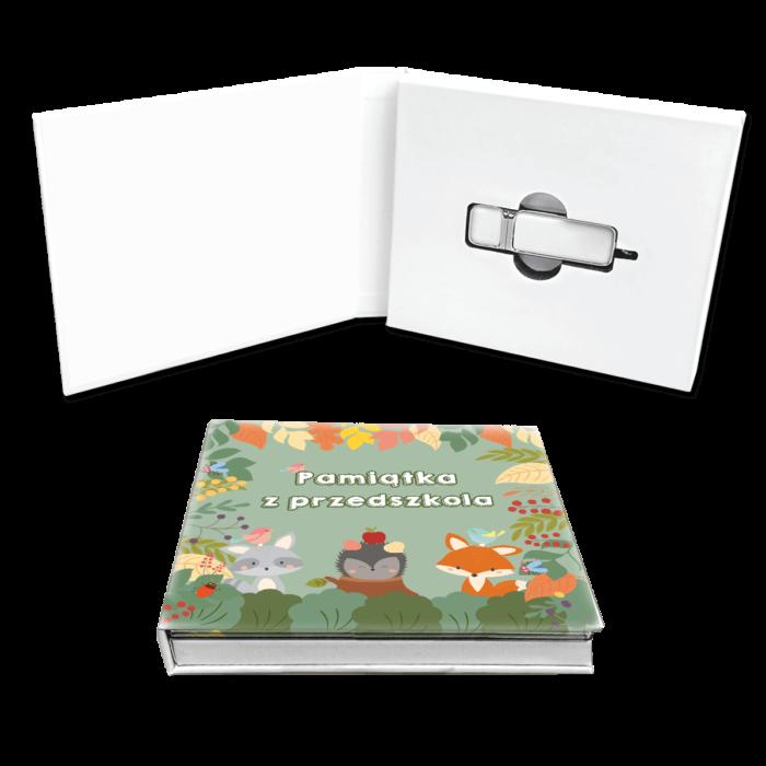 motyw dziecięcy - pudełko na pendrive