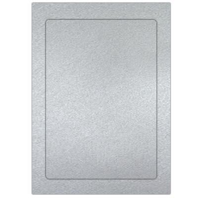 metalik srebrny