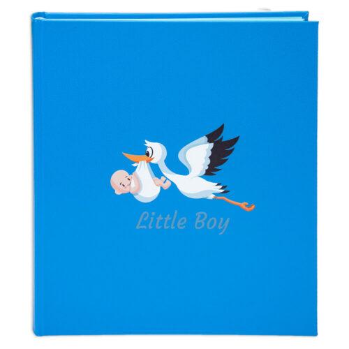 pierwszy album chłopca